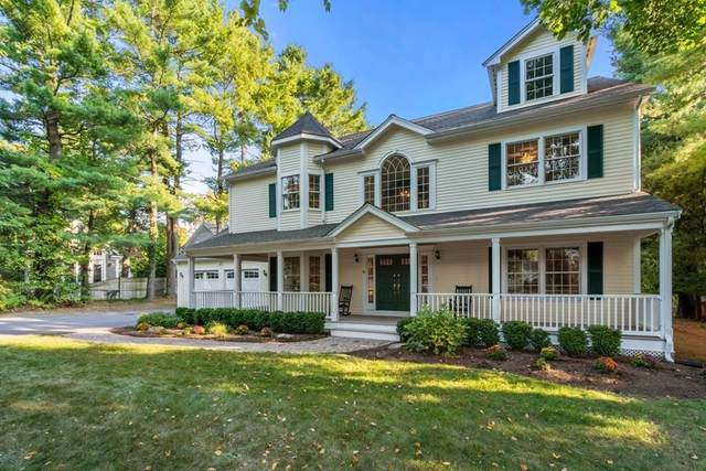 16 Mayo Rd, Wellesley, MA 02482 (MLS #72731401) :: The Gillach Group