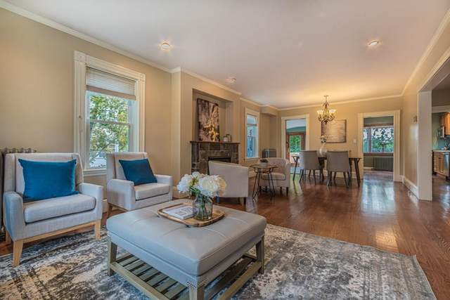 200 Temple Street, Boston, MA 02132 (MLS #72731707) :: The Gillach Group