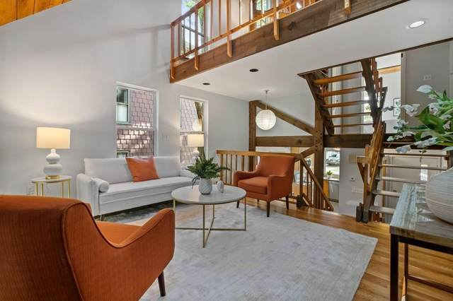 113 Chilton St. #113, Cambridge, MA 02138 (MLS #72732008) :: DNA Realty Group