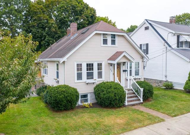 23 Albright St, Boston, MA 02132 (MLS #72732455) :: The Gillach Group