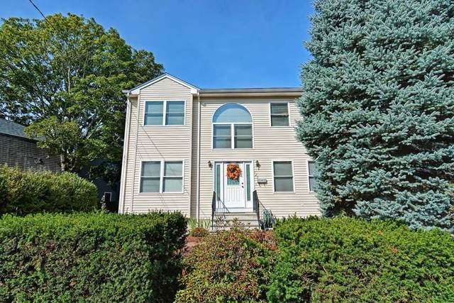 123 Hillside Avenue #123, Needham, MA 02494 (MLS #72733050) :: The Gillach Group