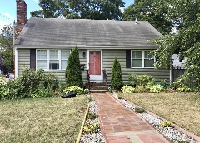 75 Arlington St, Taunton, MA 02780 (MLS #72733439) :: The Duffy Home Selling Team
