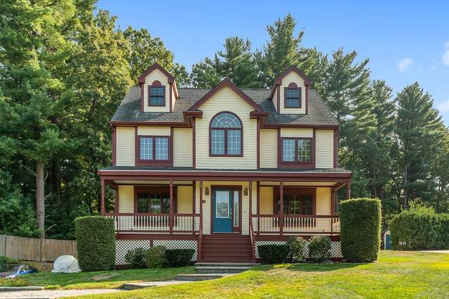 4 Nottingham Drive, Wilmington, MA 01887 (MLS #72733453) :: Exit Realty