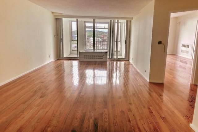 33 Pond Ave #808, Brookline, MA 02445 (MLS #72733483) :: Zack Harwood Real Estate | Berkshire Hathaway HomeServices Warren Residential