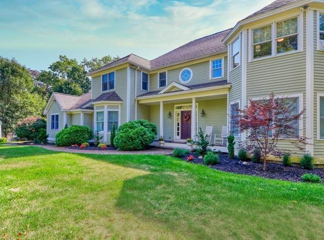 6 Whispering Lane, Natick, MA 01760 (MLS #72733536) :: RE/MAX Unlimited