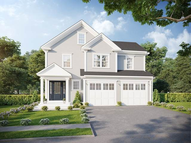 11 Carriage House Way Lot 10, Scituate, MA 02066 (MLS #72733731) :: revolv