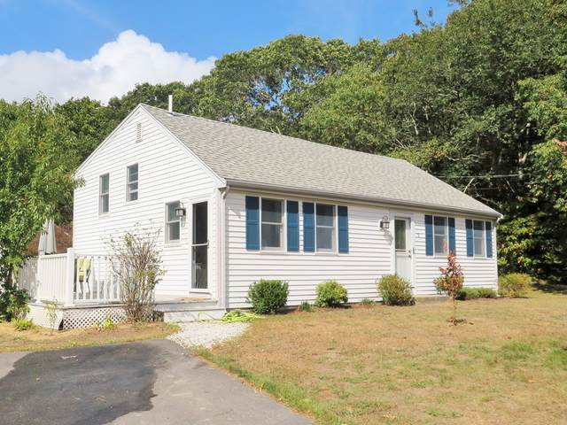 5 Savery Pond Rd, Plymouth, MA 02360 (MLS #72733741) :: The Duffy Home Selling Team