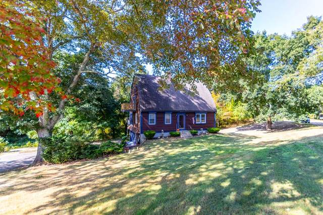 21 Bartlett Rd, Plymouth, MA 02360 (MLS #72733745) :: Welchman Real Estate Group