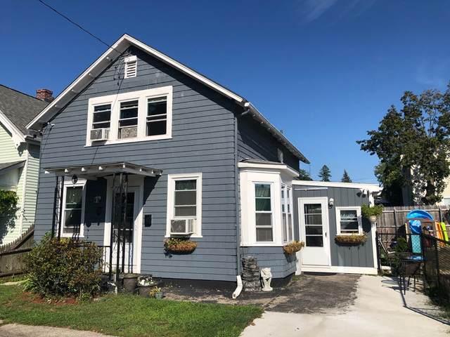 154 Willow St, East Providence, RI 02915 (MLS #72733748) :: revolv