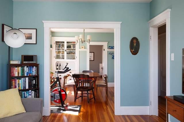 64 Harvest St #3, Boston, MA 02125 (MLS #72733762) :: Westcott Properties