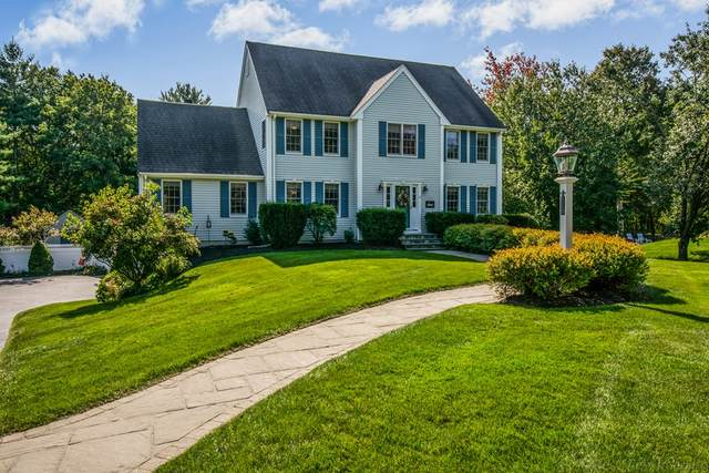 23 River Edge Road, Mansfield, MA 02048 (MLS #72733854) :: revolv