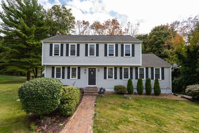 45 Browning Rd, Shrewsbury, MA 01545 (MLS #72733862) :: Team Tringali