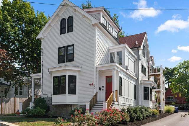 186 Grampian Way #2, Boston, MA 02125 (MLS #72733866) :: Westcott Properties