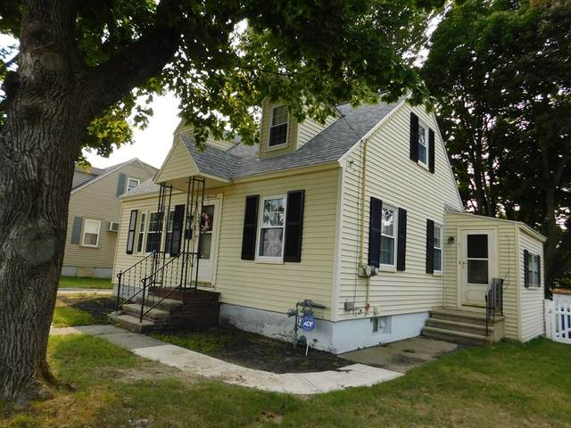 5 Halsey Street, Lawrence, MA 01843 (MLS #72733868) :: RE/MAX Unlimited
