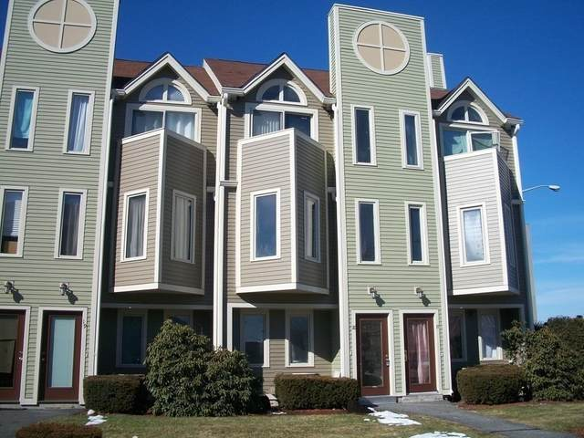 70 Austin St #18, Lowell, MA 01854 (MLS #72734137) :: Zack Harwood Real Estate | Berkshire Hathaway HomeServices Warren Residential
