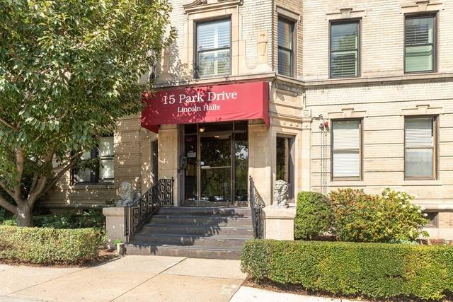 15 Park Dr #7, Boston, MA 02215 (MLS #72734719) :: Berkshire Hathaway HomeServices Warren Residential