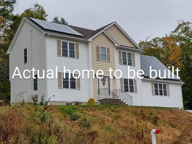 Lot 14-1 Pondview Rd, East Brookfield, MA 01515 (MLS #72735797) :: Zack Harwood Real Estate | Berkshire Hathaway HomeServices Warren Residential