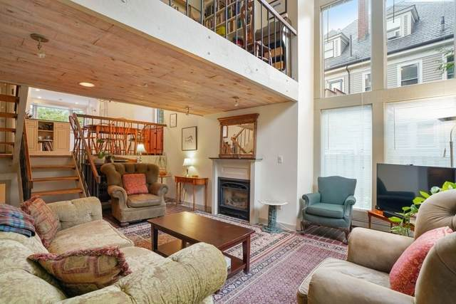 45-A Museum St 45-A, Cambridge, MA 02138 (MLS #72736398) :: Zack Harwood Real Estate | Berkshire Hathaway HomeServices Warren Residential
