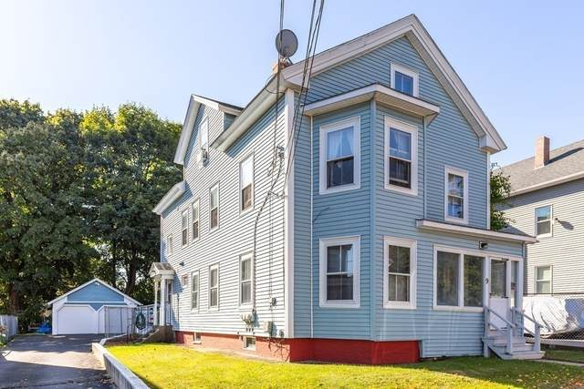 9 Falmouth St, Worcester, MA 01607 (MLS #72736465) :: Zack Harwood Real Estate | Berkshire Hathaway HomeServices Warren Residential