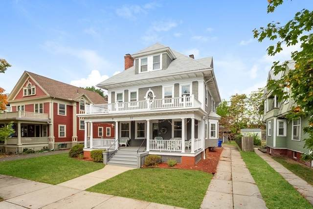 32 Spruceland Ave, Springfield, MA 01108 (MLS #72737928) :: Walker Residential Team