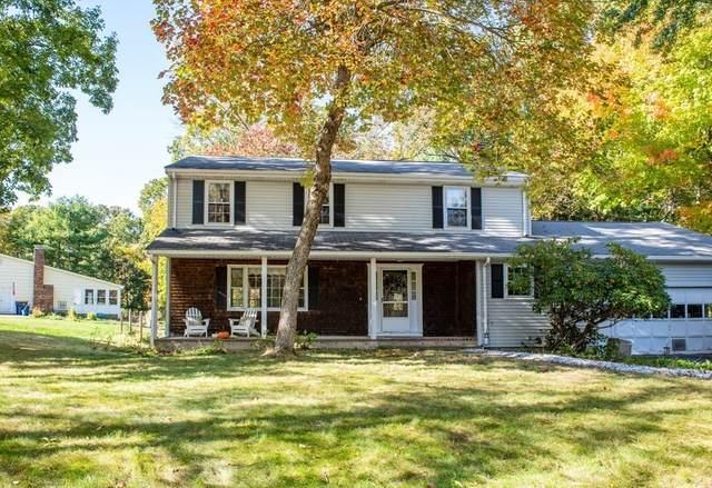 10 Sherwood Cir, Sharon, MA 02067 (MLS #72738077) :: Zack Harwood Real Estate | Berkshire Hathaway HomeServices Warren Residential