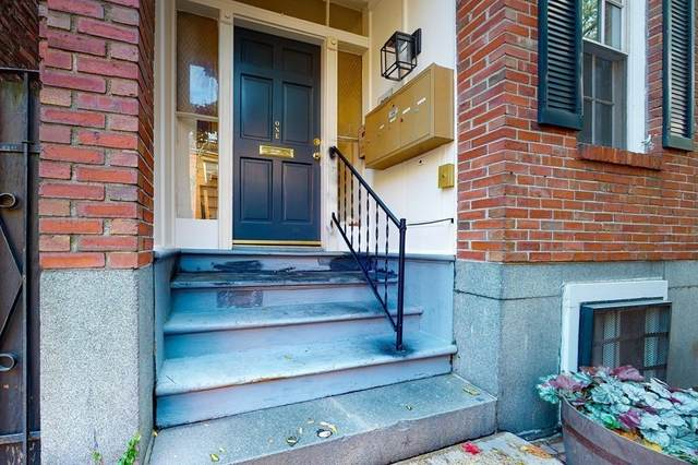 1 Melrose Street #1, Boston, MA 02116 (MLS #72738785) :: Boston Area Home Click