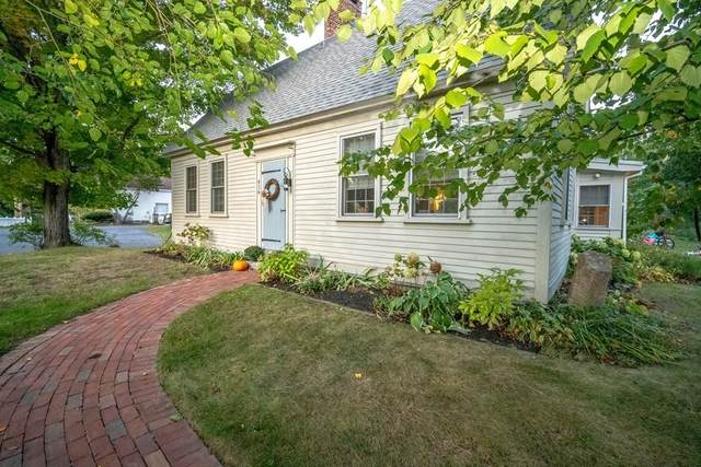 416 Bay Rd, Easton, MA 02375 (MLS #72739480) :: EXIT Cape Realty