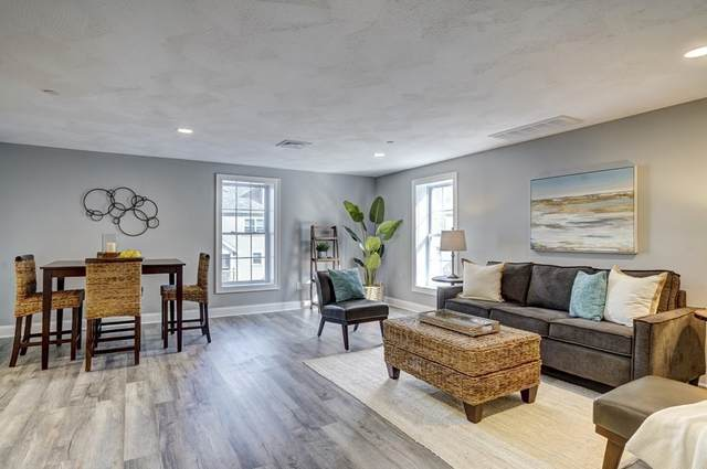 142 Chestnut #7, Lowell, MA 01852 (MLS #72739856) :: EXIT Cape Realty