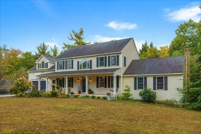 25 Sherbert Rd, Ashburnham, MA 01430 (MLS #72740018) :: Maloney Properties Real Estate Brokerage