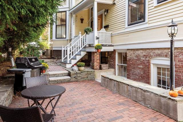 168 Cypress St #168, Brookline, MA 02445 (MLS #72740058) :: EXIT Cape Realty