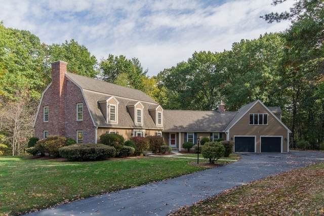 34 New Pond Rd, Groton, MA 01450 (MLS #72740307) :: Parrott Realty Group