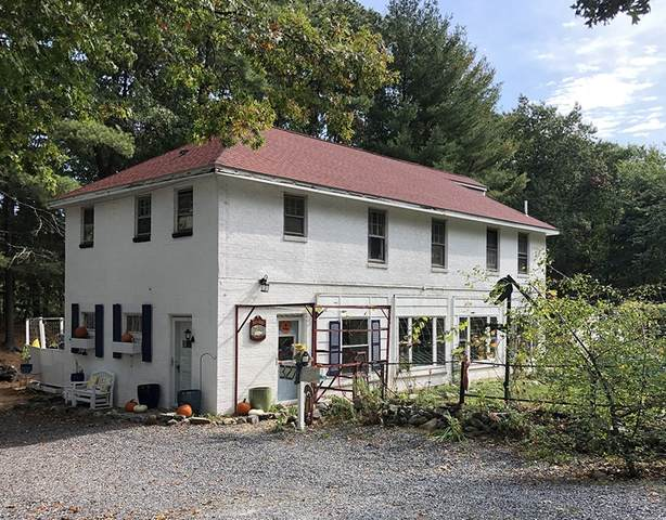 327 Laws Brook Rd, Concord, MA 01742 (MLS #72740468) :: Kinlin Grover Real Estate