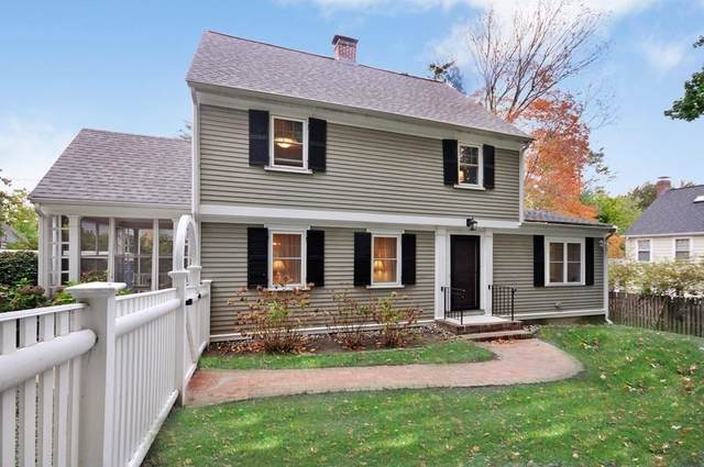 2 Greeley Road, Winchester, MA 01890 (MLS #72740553) :: Charlesgate Realty Group
