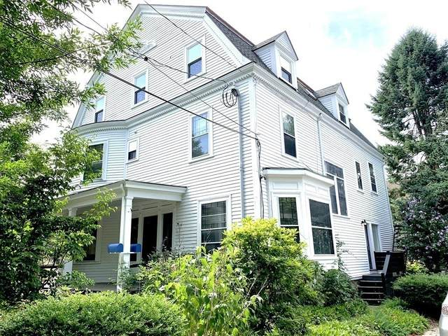 227 Aspinwall, Brookline, MA 02446 (MLS #72741039) :: Revolution Realty