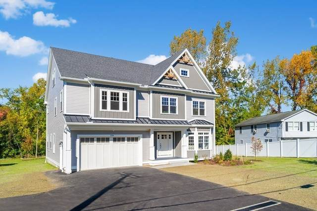 256 Forest St, Winchester, MA 01890 (MLS #72741245) :: Ponte Realty Group