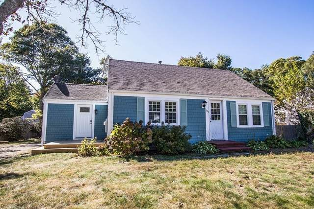 109 Old Town Rd, Barnstable, MA 02601 (MLS #72741646) :: RE/MAX Vantage