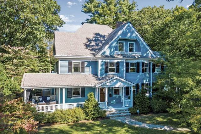 22 Kirkstall Rd, Newton, MA 02460 (MLS #72742015) :: The Seyboth Team
