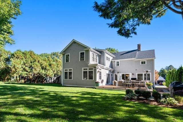 58 Ferncroft Road, Newton, MA 02468 (MLS #72742932) :: Zack Harwood Real Estate | Berkshire Hathaway HomeServices Warren Residential