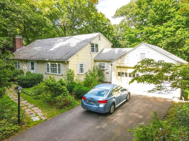 100 Lawton Road, Needham, MA 02492 (MLS #72742985) :: DNA Realty Group
