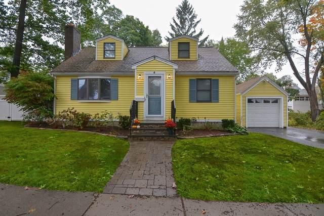 4 President Road, Boston, MA 02132 (MLS #72743051) :: Berkshire Hathaway HomeServices Warren Residential
