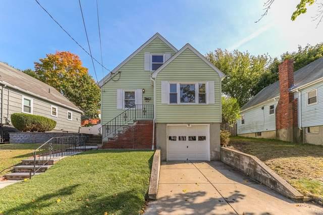 64 Vogel St, Boston, MA 02132 (MLS #72743507) :: Berkshire Hathaway HomeServices Warren Residential
