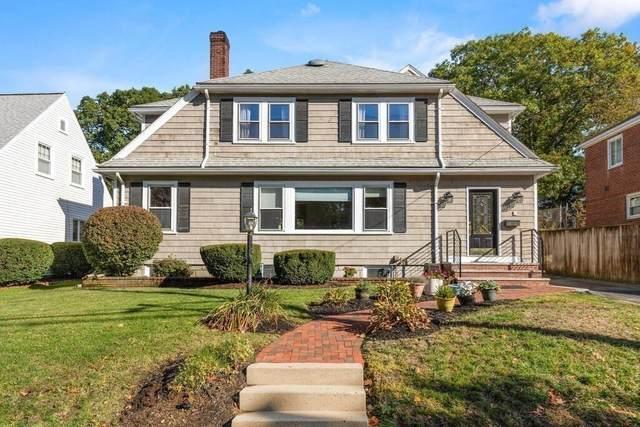 191 Lawrence Rd, Medford, MA 02155 (MLS #72743702) :: Cosmopolitan Real Estate Inc.