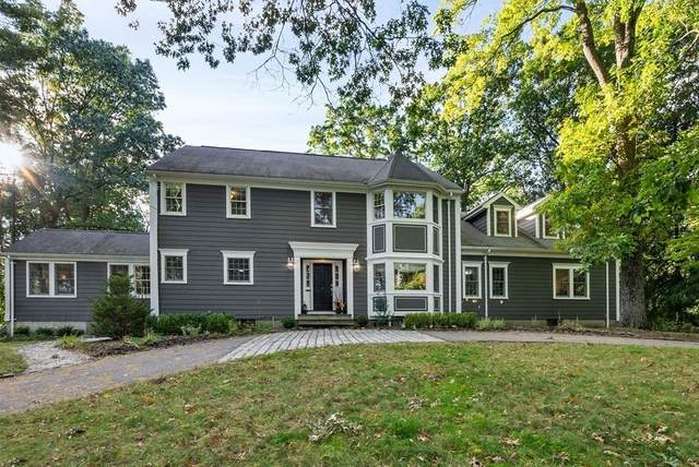 115 Lowell Road, Wellesley, MA 02481 (MLS #72743919) :: Maloney Properties Real Estate Brokerage