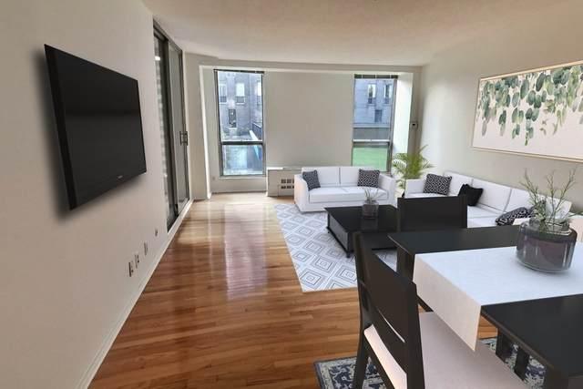 33 Pond Ave #203, Brookline, MA 02445 (MLS #72744014) :: Cosmopolitan Real Estate Inc.