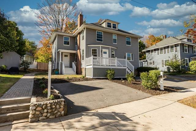 115 Greenwood St, Wakefield, MA 01880 (MLS #72744554) :: RE/MAX Unlimited