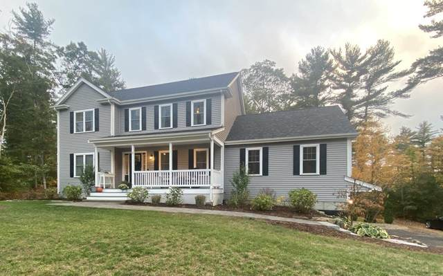 3 Woodland Ridge Drive, Lakeville, MA 02347 (MLS #72744612) :: EXIT Cape Realty