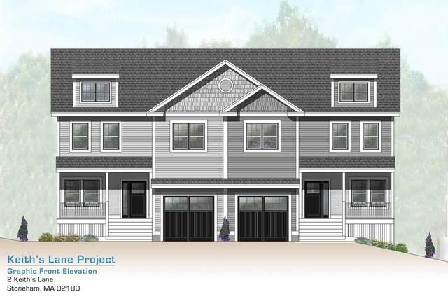 2 Keiths Lane #1, Stoneham, MA 02180 (MLS #72744616) :: Cosmopolitan Real Estate Inc.