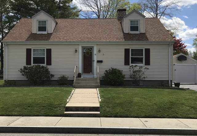 77 Wilbur Ave, Dartmouth, MA 02747 (MLS #72745210) :: RE/MAX Vantage