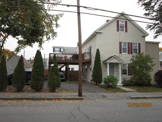 34 Whitcomb St, Webster, MA 01570 (MLS #72745216) :: Anytime Realty