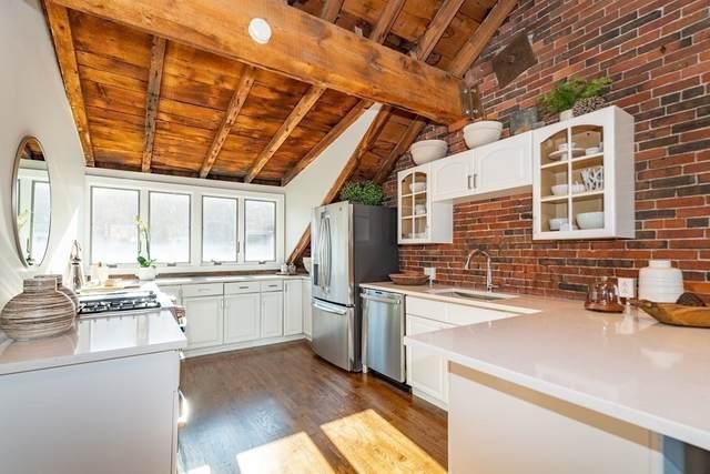 57 Fulton Street #10, Boston, MA 02109 (MLS #72745995) :: Westcott Properties